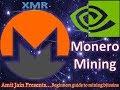 Monero Kaise Mine karen Apne Computer se? Hindi/English How To Mine Monero XMR With Your Nvidia GPU