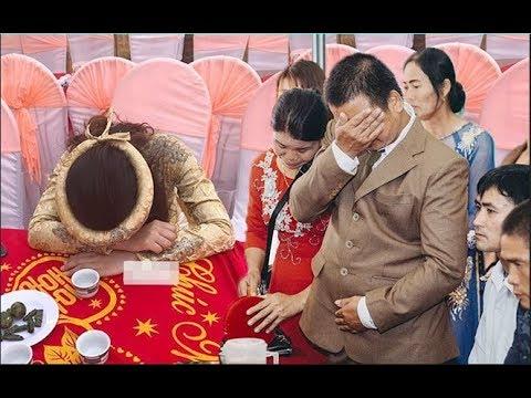 Mơ `i đám cưới qua Facebook cô dâu và chú rể ko ngò mọi chuyển lại ra thế này