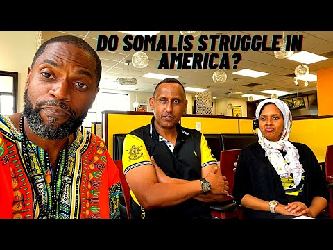 Somalis in America share their story owning a business and the pros and cons of starting one