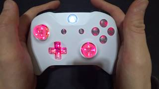 XBOX ONE S CONTROLLER LED TUNN…