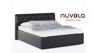 #Nuvola Сборка кровати c ящиком и подъемным механизмом