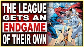 Justice League: The Sixth Dimension   Superman Vs. Future Superman!