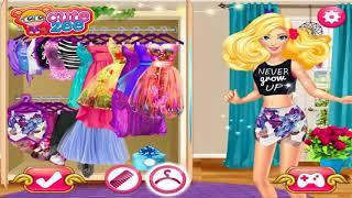 Barbie is going to Neverland  Барби собирается в Нетландию