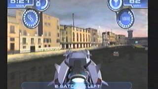 Spy Hunter - PS2 - Level 01 - Test Track License