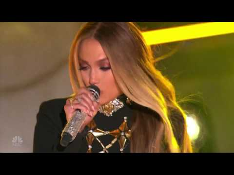 Jennifer Lopez   Ni Tu Ni Yo feat  Gente de Zona Live at Macy's 4th of July Fireworks Spectacular 07