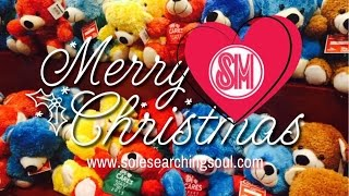 Share a Bear and Have a Merry SM Christmas!