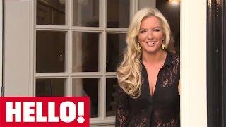 Michelle Mone invites HELLO! into her new Glasgow home