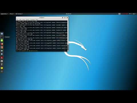 How to install obs studio in kali linux : linux