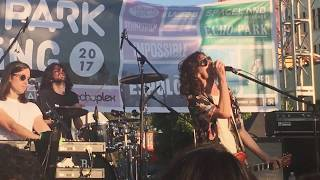 Broken Bones Performed By CRX At Echo Park Rising 08 19 17 Featuring Nick Valensi Of The Strokes