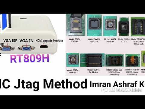 EMMC JTAG Method How To Read And Write Your EMMC Files