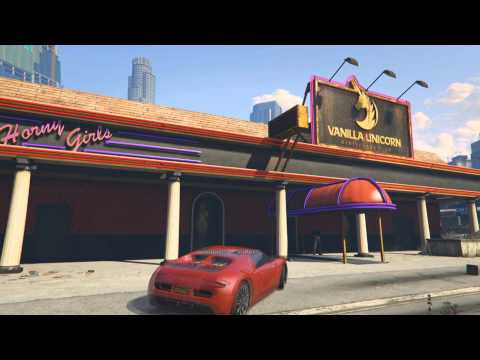 GTA 5 : Bugatti - Ace Hood