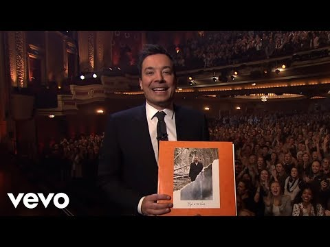 Say Something Live From The Tonight  Starring Jimmy Fallon