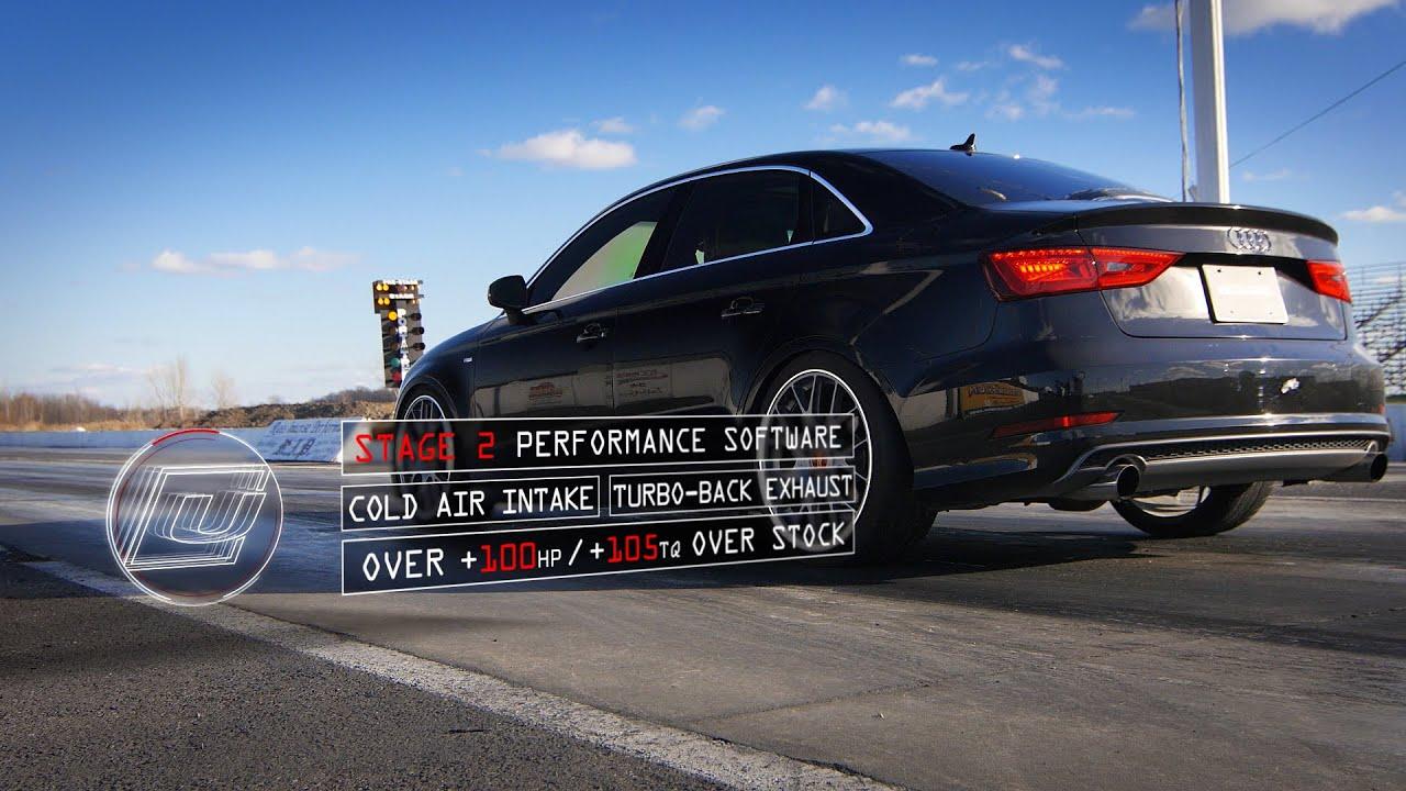 Unitronic Performance Software for 8V Audi® A3® 2 0 TSI®