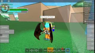 ROBLOX Dragon Ball online -roleplay part 1-