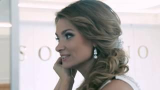 Новая коллекция свадебных образов soprano96.ru - фотосессия, свадебная прическа, свадебный макияж