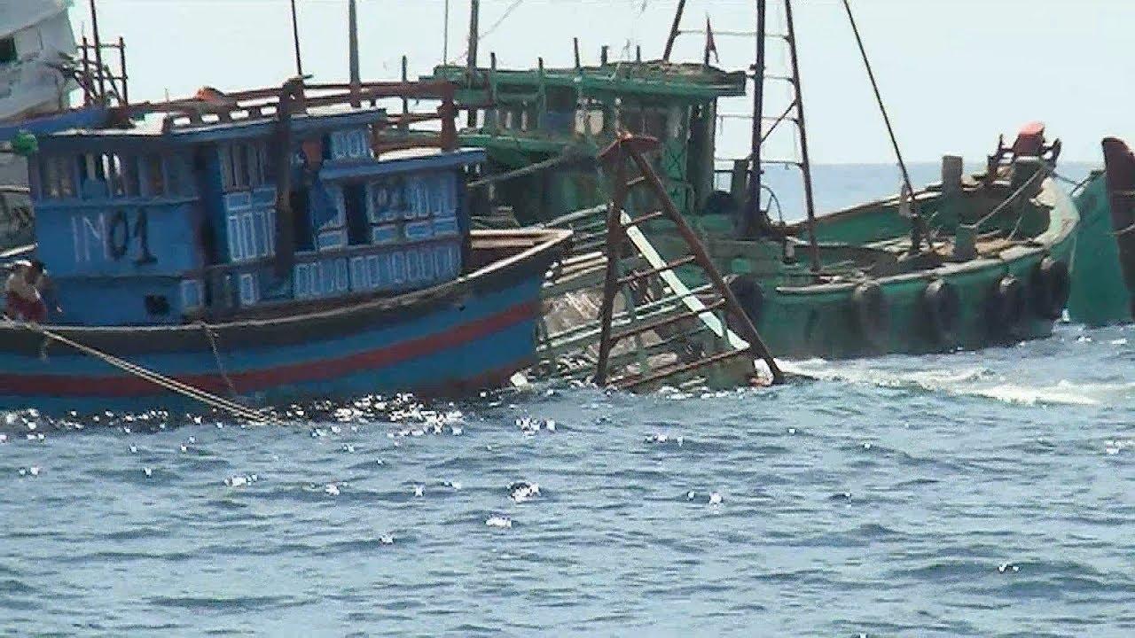 Indonesia Telah Tenggelamkan 516 Kapal Penangkap Ikan Ilegal Sejak 2014