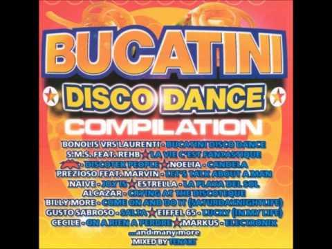 Bucatini Disco Dance Compilation