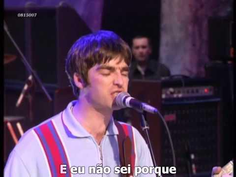 Oasis  Cum On Feel The Noize  1995 Legendado