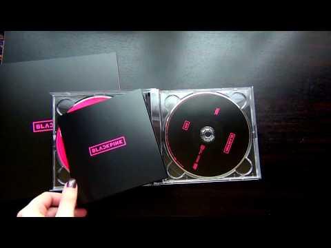 black pink album - Koran sticken co