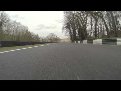 Cadwell Park. MGs on track. Mini Rover K series VVC. Andrew and  Kyle session 5,2
