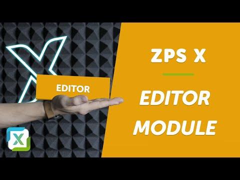 Editor Module