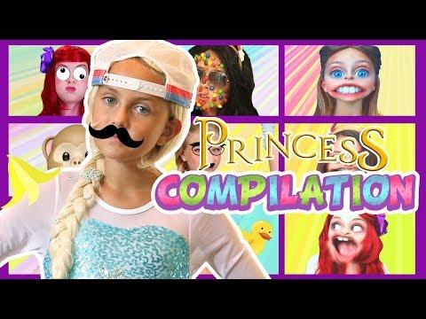 More Silly Princesses | Compilation #2 | Princess Palace | WigglePop
