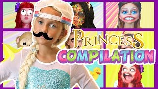 Download Mp3 More Silly Princesses | Compilation #2 | Princess Palace | Wigglepop