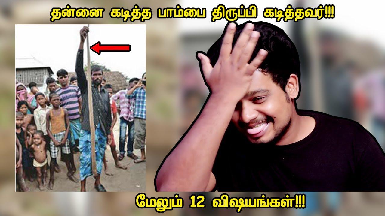Download ஆச்சர்யபடுத்தும் 12 விஷயங்கள்!!!! | 12 Facts Part-1 | RishiPedia | Tamil
