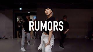Sabrina Claudio - Rumors ft. ZAYN / Jin Lee Choreography