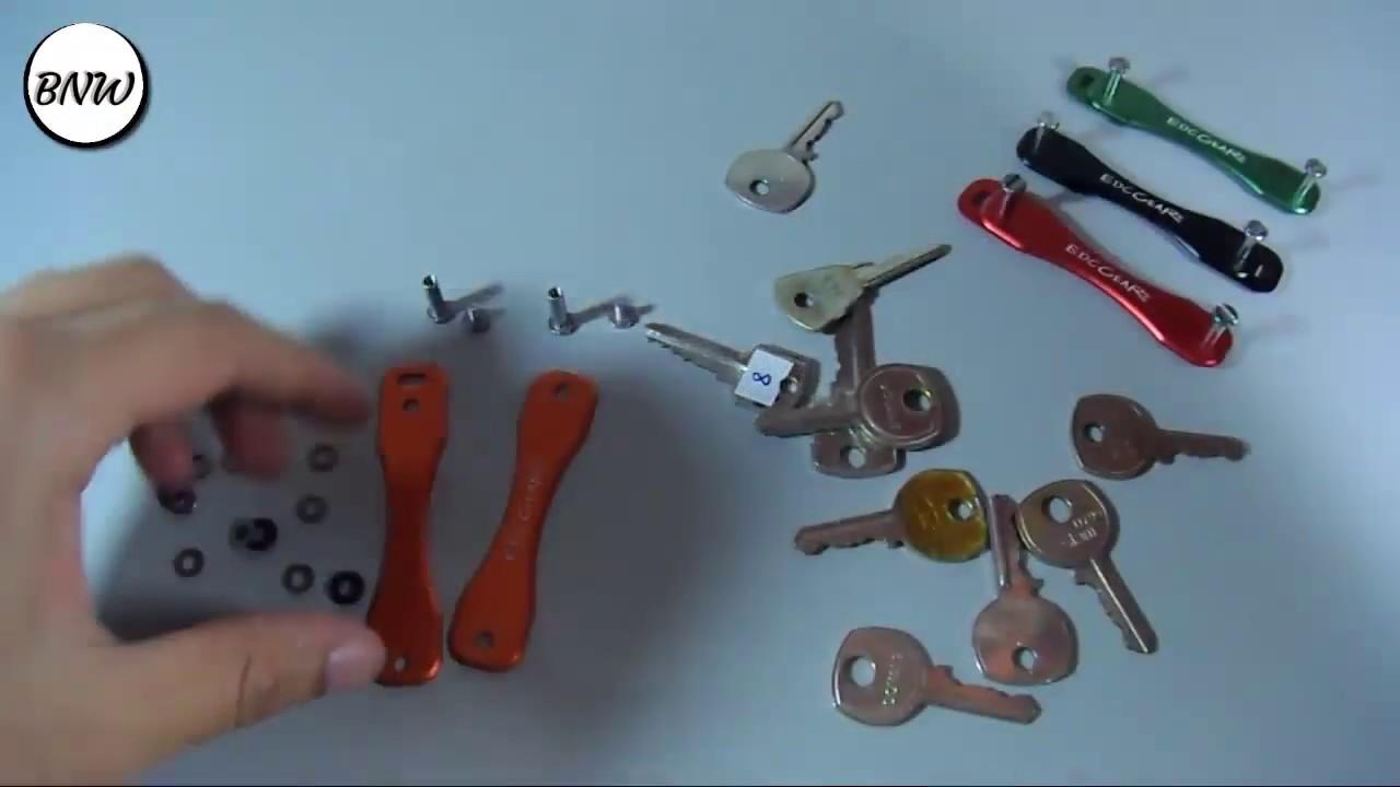 d11778883 Chaveiro Canivete Organizador de Chaves Smart 2.0 - YouTube