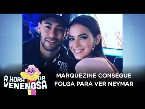 Bruna Marquezine consegue folga para ir ver Neymar Jr. na Rússia