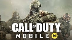 Call Of Duty Mobile ( BETA ) First Video 😇