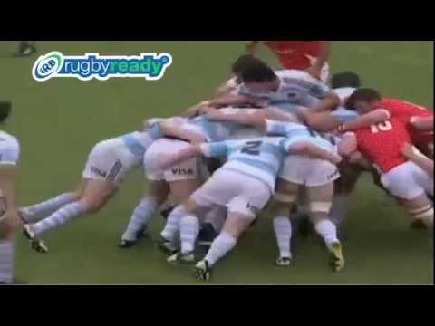 IRB Rugby Ready El maul