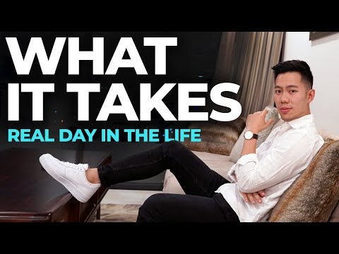 a REALISTIC Day in the Life (Entrepreneur & Digital Marketing Manager)