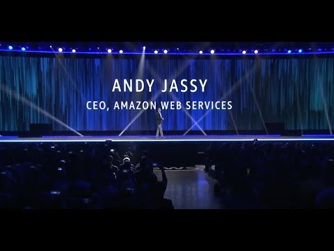AWS re:Invent 2017 Keynote - Andy Jassy