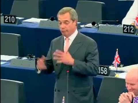 Nigel Farage thanks Barroso for telling the truth about Cameron's deception