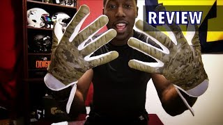 Cutters Rev 250 Football Gloves Review - Ep. 127