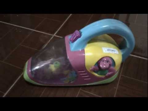 Fisher-Price Barney Clean Up Vacuum Http://www.copter-shop.pantown.com/
