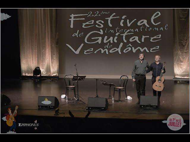 Sonate A moll Loeillet de Gant Epiphonus Vendôme 2019