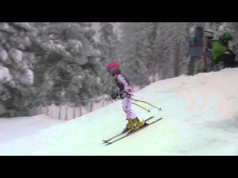 Ashby Dominick - YSL GS 2014, Whitefish Mountain Resort