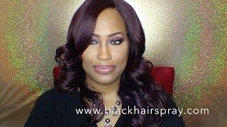 Sensationnel Empress Lace Front Megan-99j   Blackhairspray.com