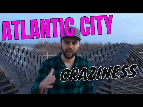Atlantic City Boardwalk 2018!! GIANT Pots & New Slots (gambling vlog)
