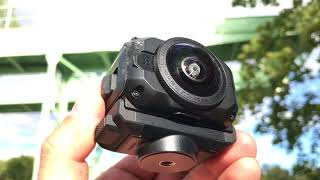 Garmin VIRB360 crashed down from 8m