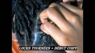 comment coiffer les locks