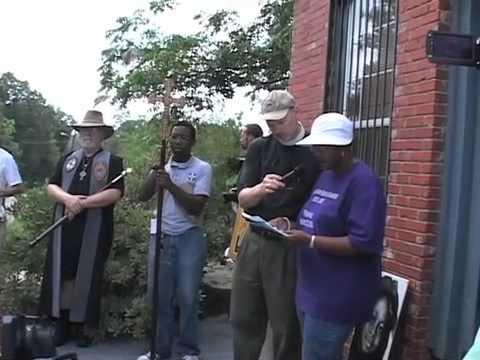 Jonathan Daniels Pilgrimage 2010.mov