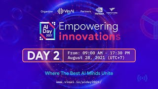 [Day 2 - Morning] - AI Day 2021 - Empowering Innovations