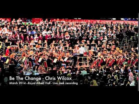 Be The Change - Chris Wilcox