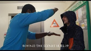 Russo Productions - Short Fiction Film (Behind the Scenes) 18.02.19