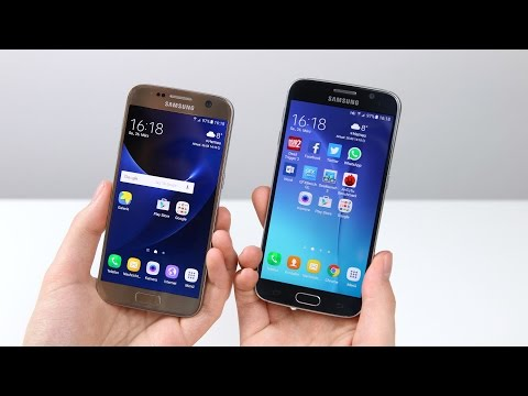 Samsung Galaxy S7 vs. Galaxy S6 (Deutsch) | SwagTab