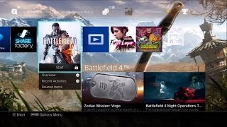 Play PS4 games on two consoles with one license & sharing PS+ access